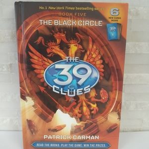 The 39 Clues Book #5 The Black Circle